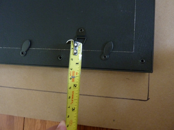 Measure Hook Placement