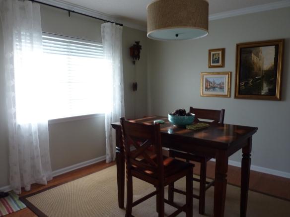 November Dining Room