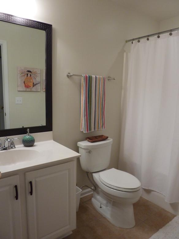 Our Bathroom Now