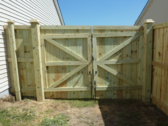 New Wide Gate