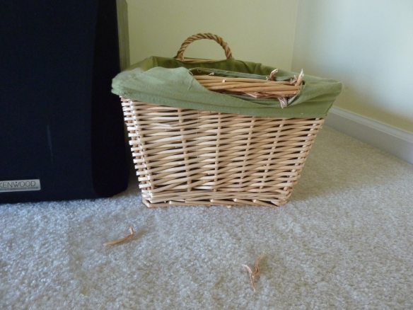 Chewed Up Basket