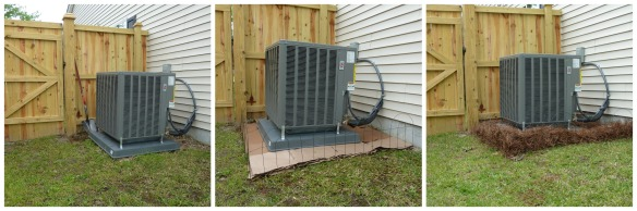 HVAC Before and After
