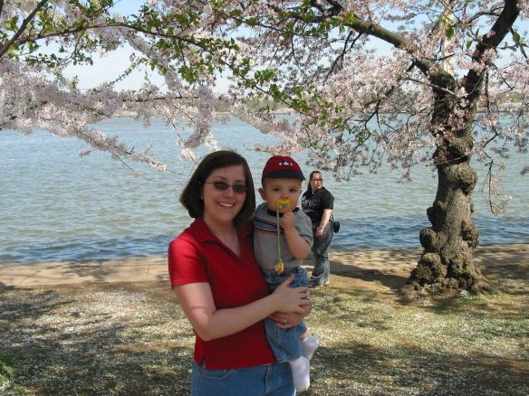 Josh and Jen 2005