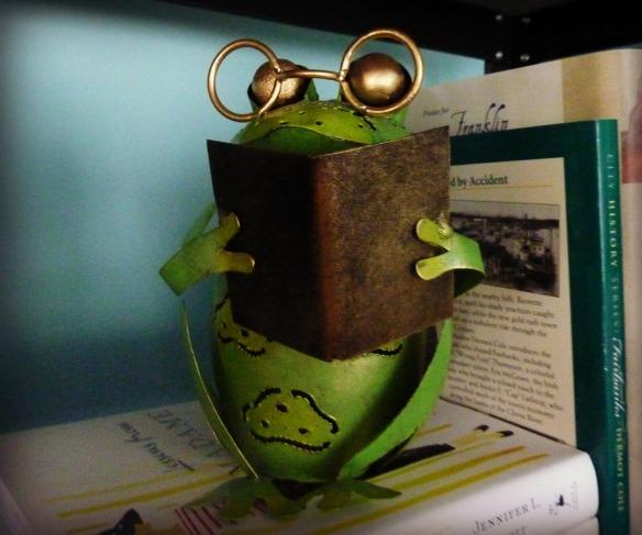Belgian Frog