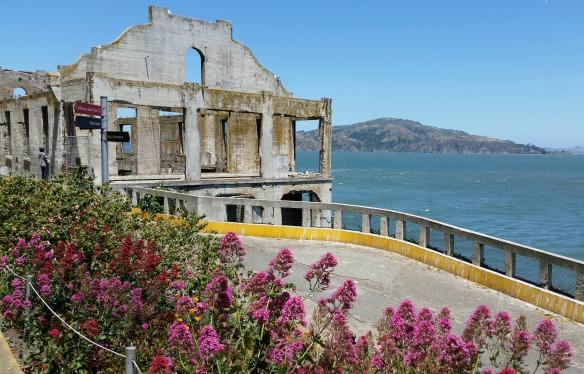 Alcatraz building