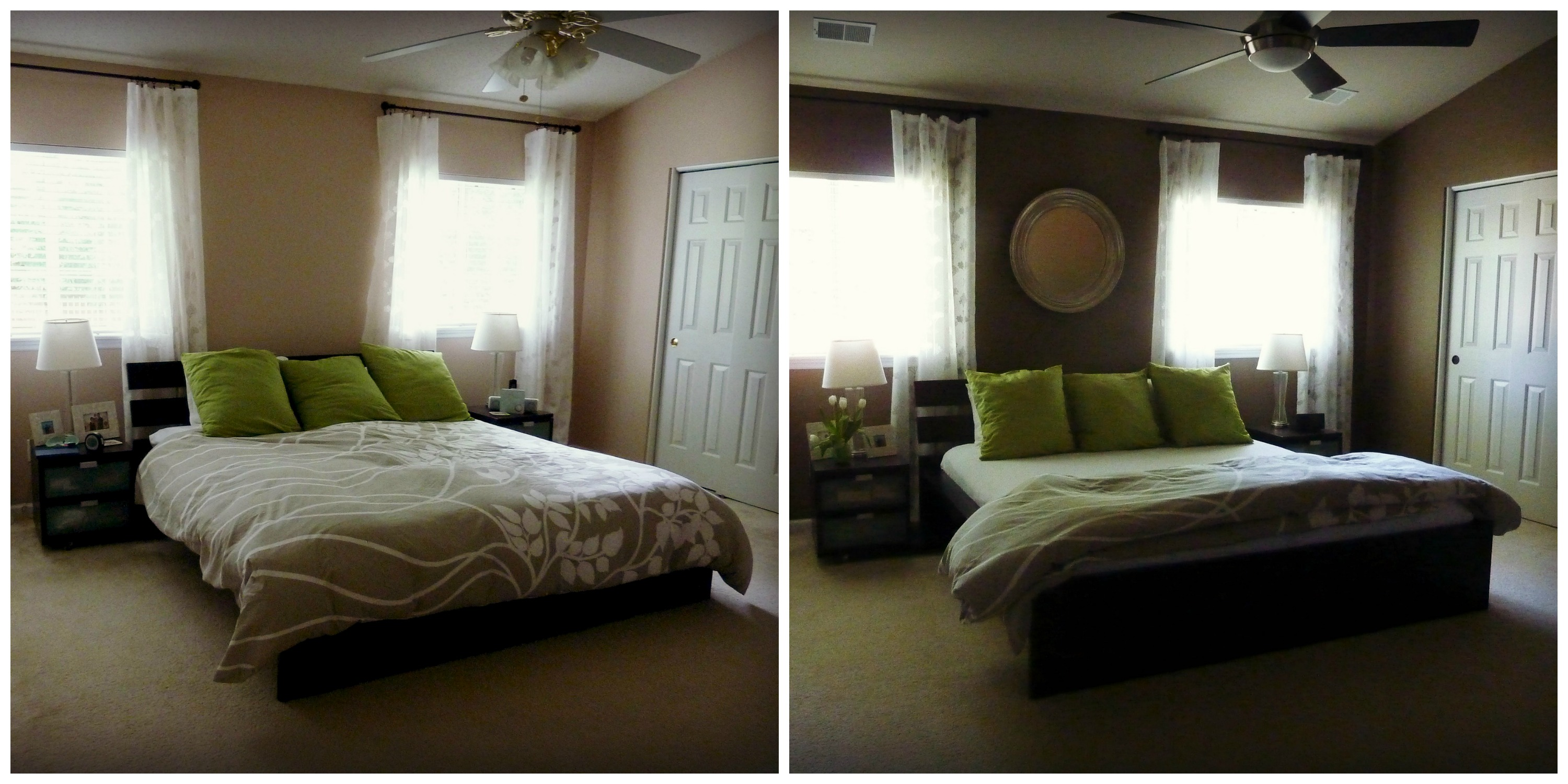 Interior decorating before and after photos - Before And After