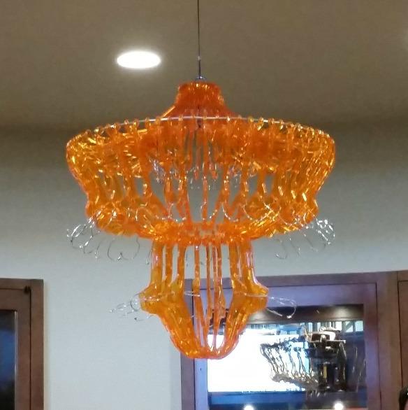 hanger chandelier