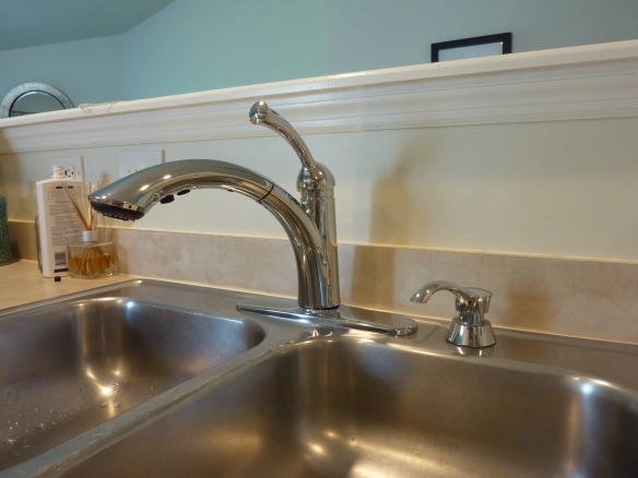 New Faucet